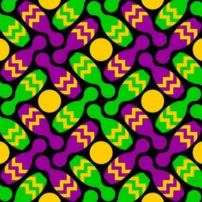 00738032 : skittle pinwheel X : mardi gras