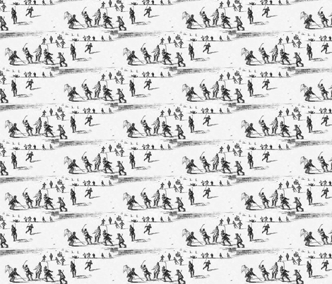 skaters_1 fabric by whotookmyname on Spoonflower - custom fabric