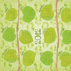 New Leaf 2012 Calendar