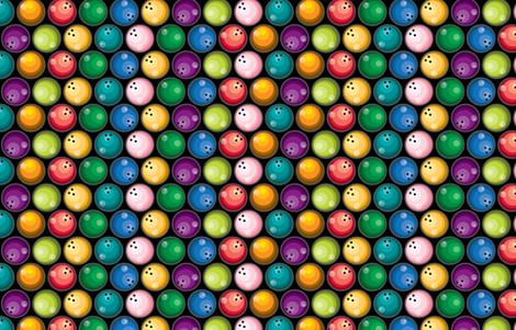 Big Balls of...! fabric by ravenous on Spoonflower - custom fabric