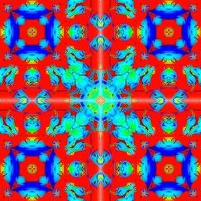 Bleeding Hearts Mandala 4