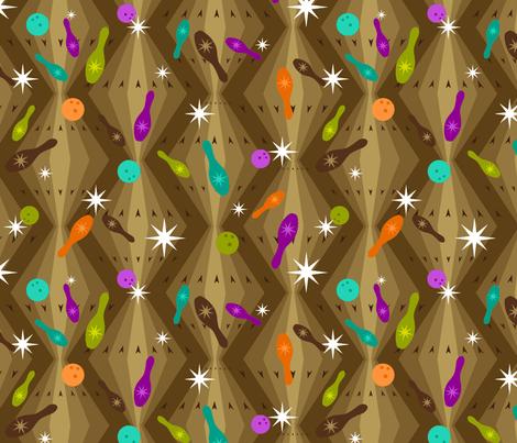 Bowl-O-Rama fabric by collectivesurfacellc on Spoonflower - custom fabric