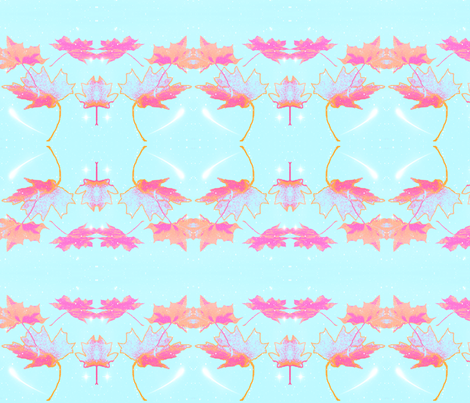 Dancing in Air fabric by robin_rice on Spoonflower - custom fabric