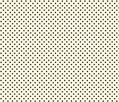 vintage polka dot fabric by amyteets on Spoonflower - custom fabric