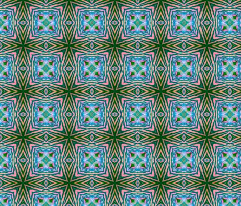 Iris Plaid 2 fabric by dovetail_designs on Spoonflower - custom fabric