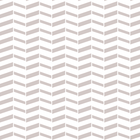Broken Chevron / Warm Gray fabric by mjdesigns on Spoonflower - custom fabric