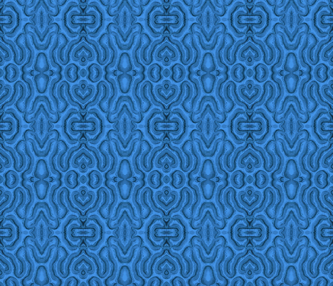 Textured Teal  fabric by whimzwhirled on Spoonflower - custom fabric