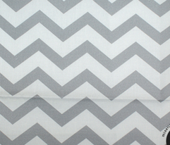 chevron grey