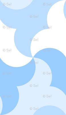 4 circle-arc triangles