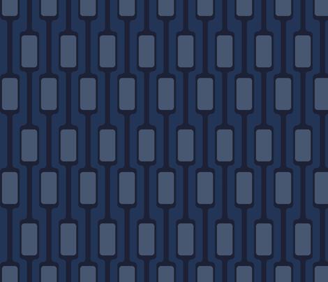 Mod Pods fabric by brainsarepretty on Spoonflower - custom fabric