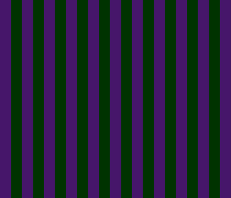 fdl2010 purple-green 1 inch stripe coordinate fabric by glimmericks on Spoonflower - custom fabric