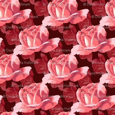 Tiffany roses, smaller version