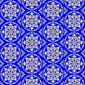 Midnight Snow Royal Tile