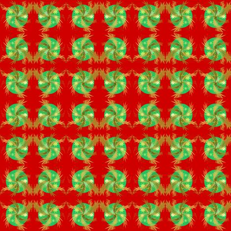 Star Twister fabric by angelsgreen on Spoonflower - custom fabric