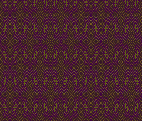 Sarong - plum fabric by ormolu on Spoonflower - custom fabric