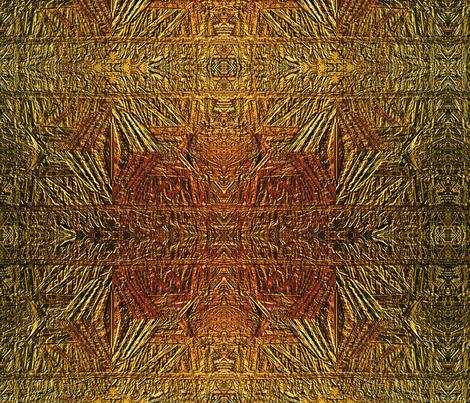 gold-foil-3000 fabric by wren_leyland on Spoonflower - custom fabric