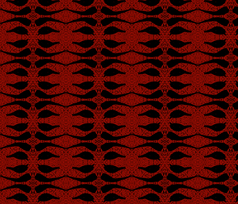 The Crackled Gaze fabric by relative_of_otis on Spoonflower - custom fabric