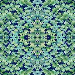 Scattered Maple Leaves 3, S