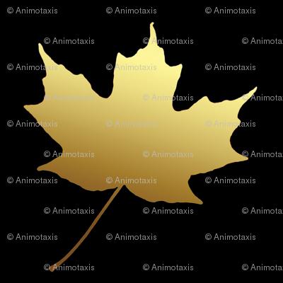 Golden Maple Leaf, S