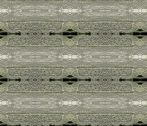 Grey Carved Stone 1500 fabric by wren_leyland on Spoonflower - custom fabric