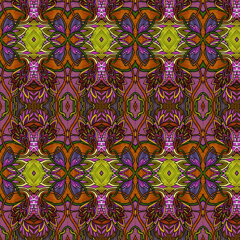 The Bite of Autumn fabric by edsel2084 on Spoonflower - custom fabric