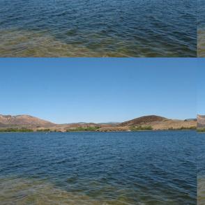 Lake Skinner in Winchester, CA