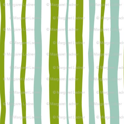 Egret Stripes
