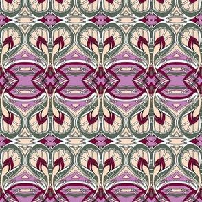 Crocus Spring (gray/lavender)