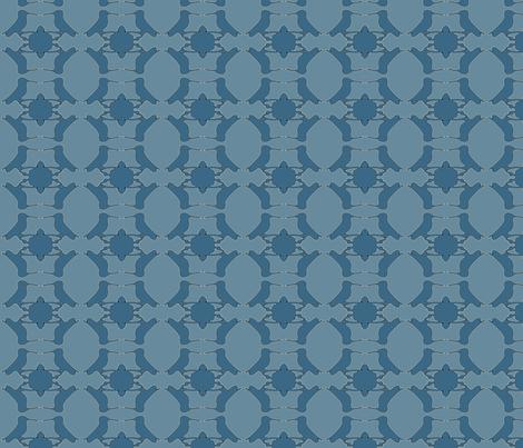 HummingAgain fabric by relative_of_otis on Spoonflower - custom fabric