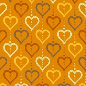 Heart Chain - Autumn