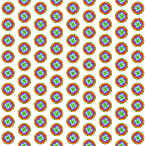 Blicky fabric by angelsgreen on Spoonflower - custom fabric