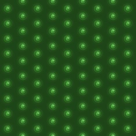 GreenTwist fabric by angelsgreen on Spoonflower - custom fabric