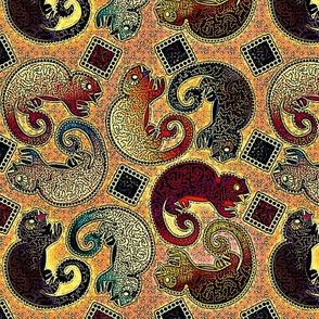 Chameleon Autumn Salsa