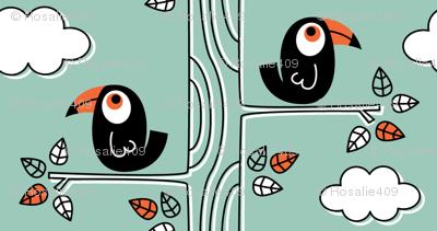 Birds_Hornbill