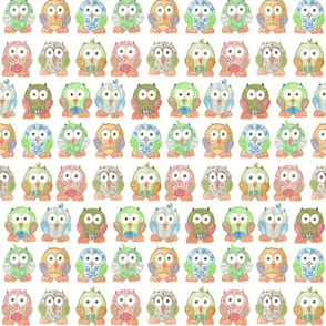 Short Legged Owls in Neutral