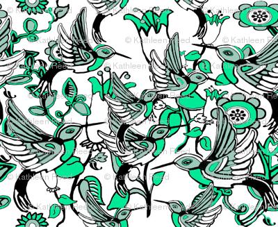Hummingbird Heaven