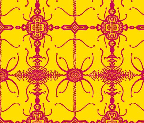 JamJax Red Towel fabric by jamjax on Spoonflower - custom fabric