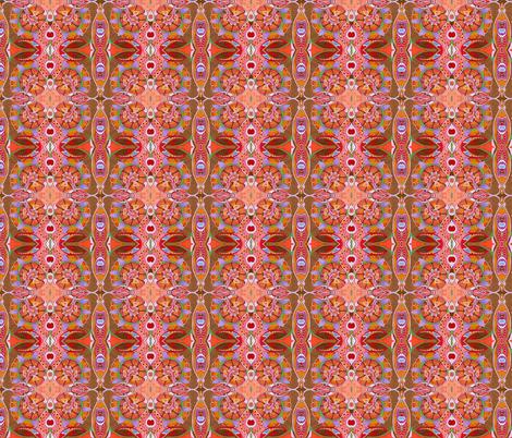 Nouveau English Garden fabric by edsel2084 on Spoonflower - custom fabric