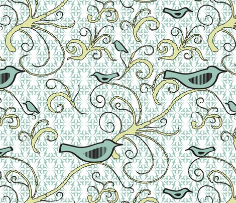 Backgroundpattern-spoonflowergreenquartersize-plusinkswirlbranches02-bird-04-final-18x16_shop_preview
