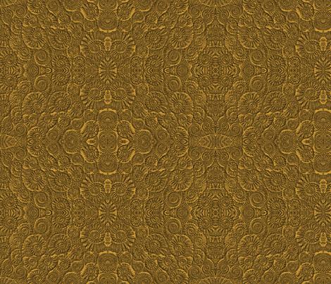 ammonite_fabric_3 fabric by whotookmyname on Spoonflower - custom fabric