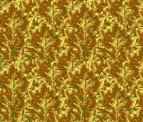 Autumn_Falls_Too_Soon fabric by lisa_binion on Spoonflower - custom fabric