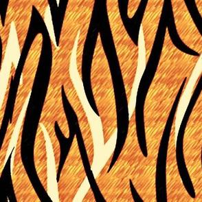Bengalesque El Tigre