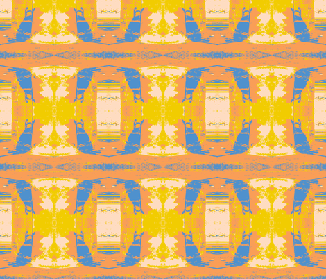 Autumn on the Bay fabric by susaninparis on Spoonflower - custom fabric