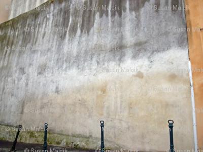 Beautifully Faded Stucco Wall