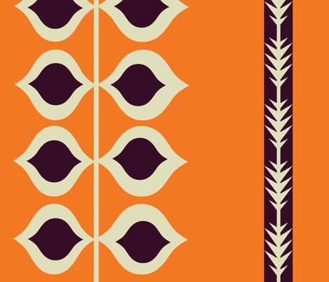 Bold Season fabric by the_lovely on Spoonflower - custom fabric