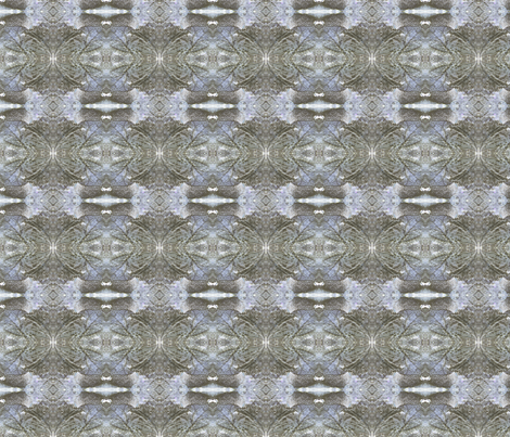 winter frost fabric by maga2mars on Spoonflower - custom fabric