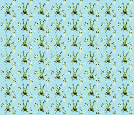 frog fabric by natankarachoon on Spoonflower - custom fabric