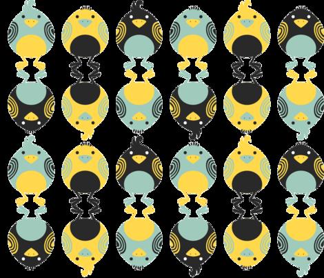 egg_birds fabric by maziza on Spoonflower - custom fabric