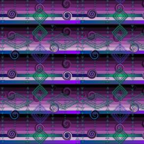 sacred purple