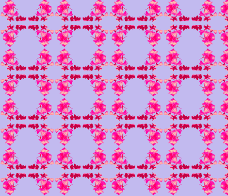 Ivy Leaf Check fabric by robin_rice on Spoonflower - custom fabric